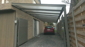 Trendy carport : Koersel